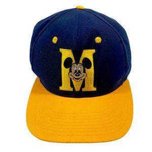 Disney Goofy's Hat Co Mickey Mouse Baseball Cap